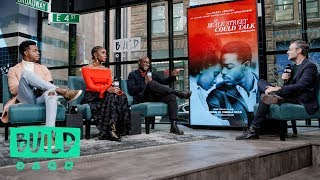 "Barry Jenkins, Stephan James & KiKi Layne  Discuss ""If Beale Street Could Talk"""