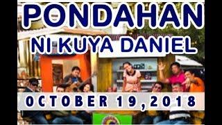 Pondahan ni Kuya (October 19, 2018)
