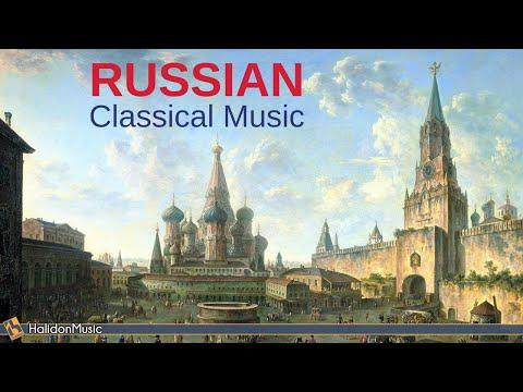 Russian Classical Music : Mussorgsky, Tchaikovsky, Rachmaninoff, Litvinovsky ...