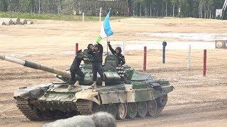 Триумфальный дебют: узбекские танкисты победили во втором дивизионе АрМИ-2019