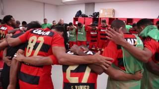 Bastidores de Sport 1 x 0 Flamengo