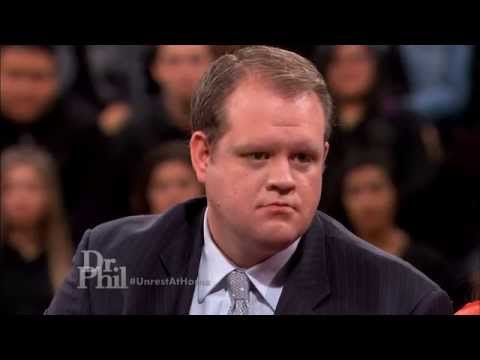 Why A Controlling Husband Says His Wife Should Be Submissive To Him -- Dr. Phil