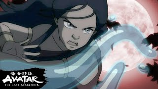 Katara's Best Waterbending Battles of All Time! 🌊 | Avatar