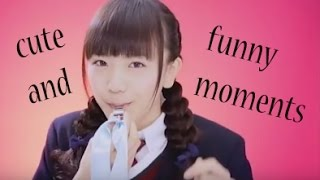 Cute and Funny compilation of Airi Matsui. If anyone is interested ...