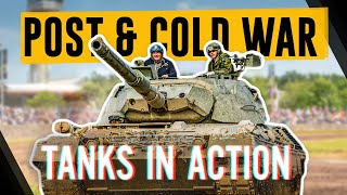 Tanks in Action: Post War and Cold War | TANKFEST Online | The Tank Museum