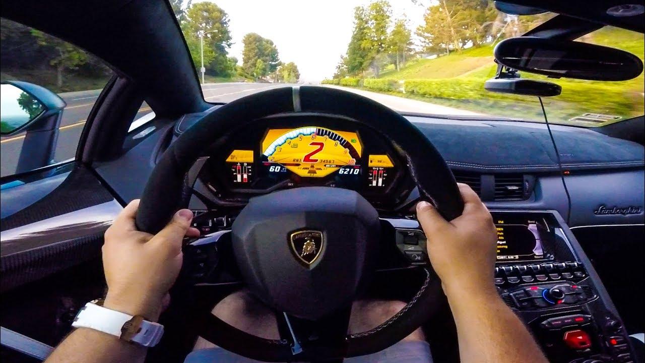 Best Sounding V12 Lamborghini Compilation Youtube
