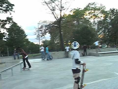 Astoria Skatepark