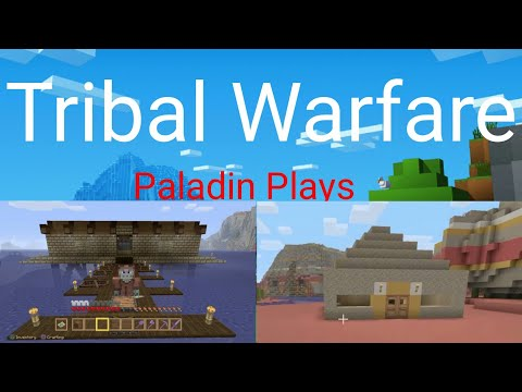Tribal Warfare Ep.1 Fresh Start, Mapping And Destroying