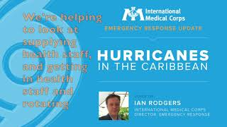 Update on Caribbean Hurricane Response 9.25.17