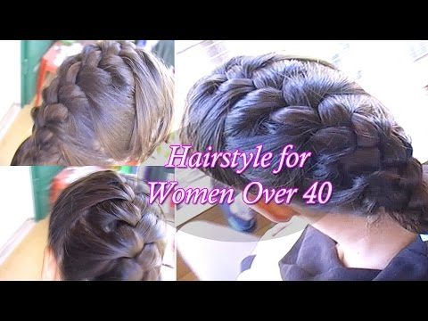 Hairstyles for Women Over 40: Hairstyles for Older Women