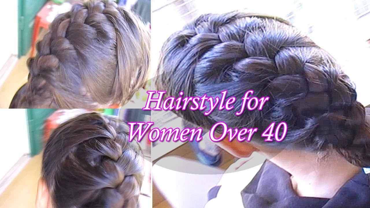 Hairstyle For Women Over 40 Hairstyles For Older Women