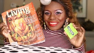Let's Get Cooking ASMR Chewing Gum Living Magazine