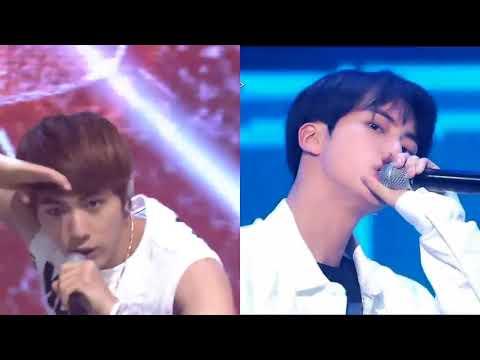 BTS No More Dream 2013 vs. 2017
