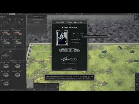 Panzer Corps 2: Axis Operations - 1942,  Kummersdorf (2nd Playthrough) |