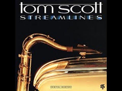 Say You Love Me TOM SCOTT Steamlines GRP 1987 LP