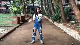 Actress anushka sen best dance 2018 musically India