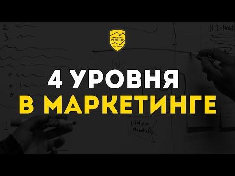 Как увеличить продажи? 4 уровня в маркетинге | Кир Уланов | Маркетинг-влог