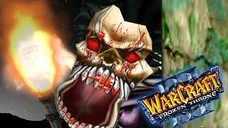 Очень суровая выживалка в Warcraft 3