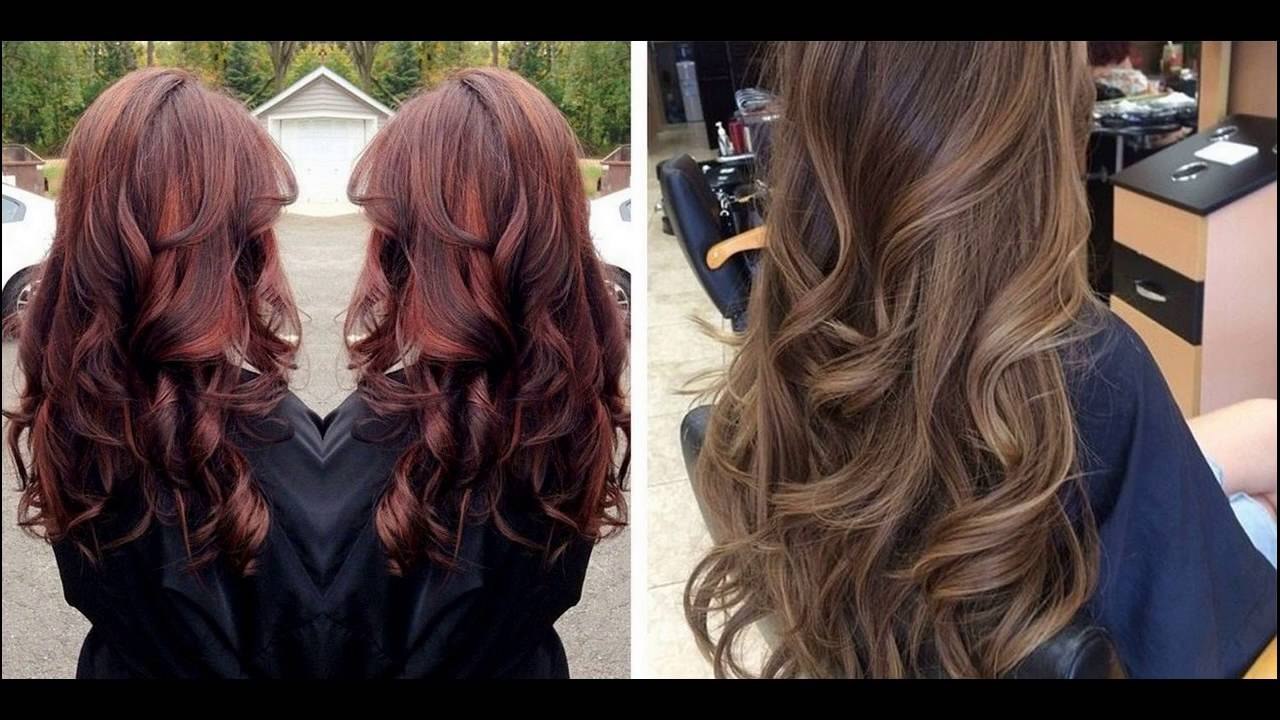 Deep Plum Hair Color For Brunettes Best Shades And Brands Youtube