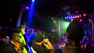"Double-P, Stats, T.Prynce, & Yung Polo Performing ""FUCK COPS"" LIVE @ 333 Live"