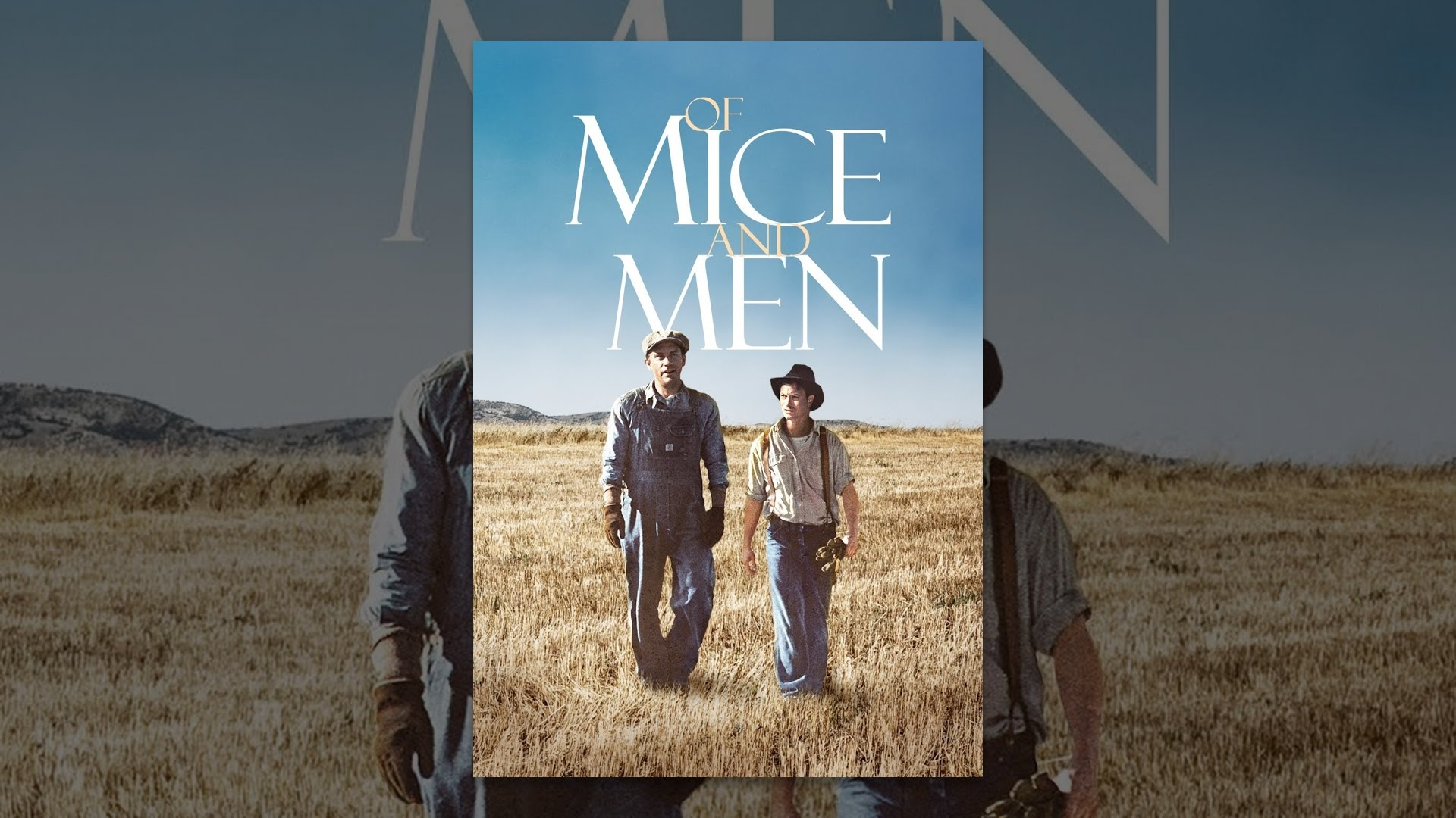 mice and men mouse connection coincidence
