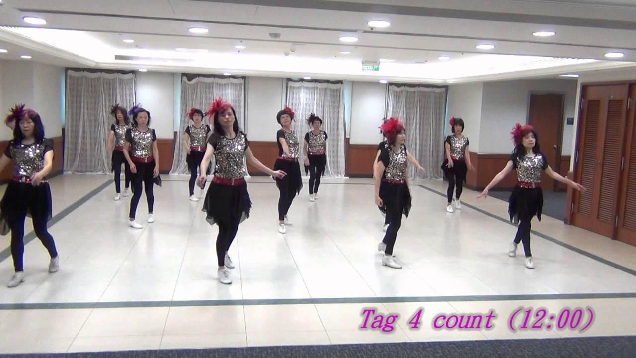 Download Qing Mi Ai Ren The Beloved 親密愛人 - Line Dance