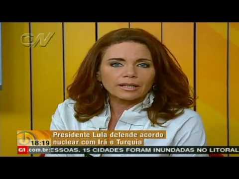 BRASIL: EUA. dizem que  o acordo nucler com Irã e vago- Lula defende