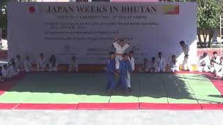Judo Demonstration Japan Week 2018 (2)