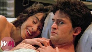 Top 10 Janice &amp Chandler Moments on Friends