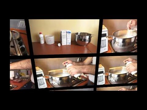 Come fare il formaggio in casa youtube - Come fare i detersivi in casa ...