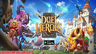 Duel Heroes By Indofun Games - Android Gameplay