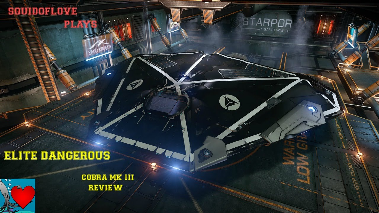 Cobra Mk Iii >> Elite Dangerous Gameplay Cobra Mk Iii Review