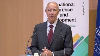 WIPO Director General Opens Development Conference