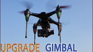 How to Upgrade Gimbal for Flycam GW-198