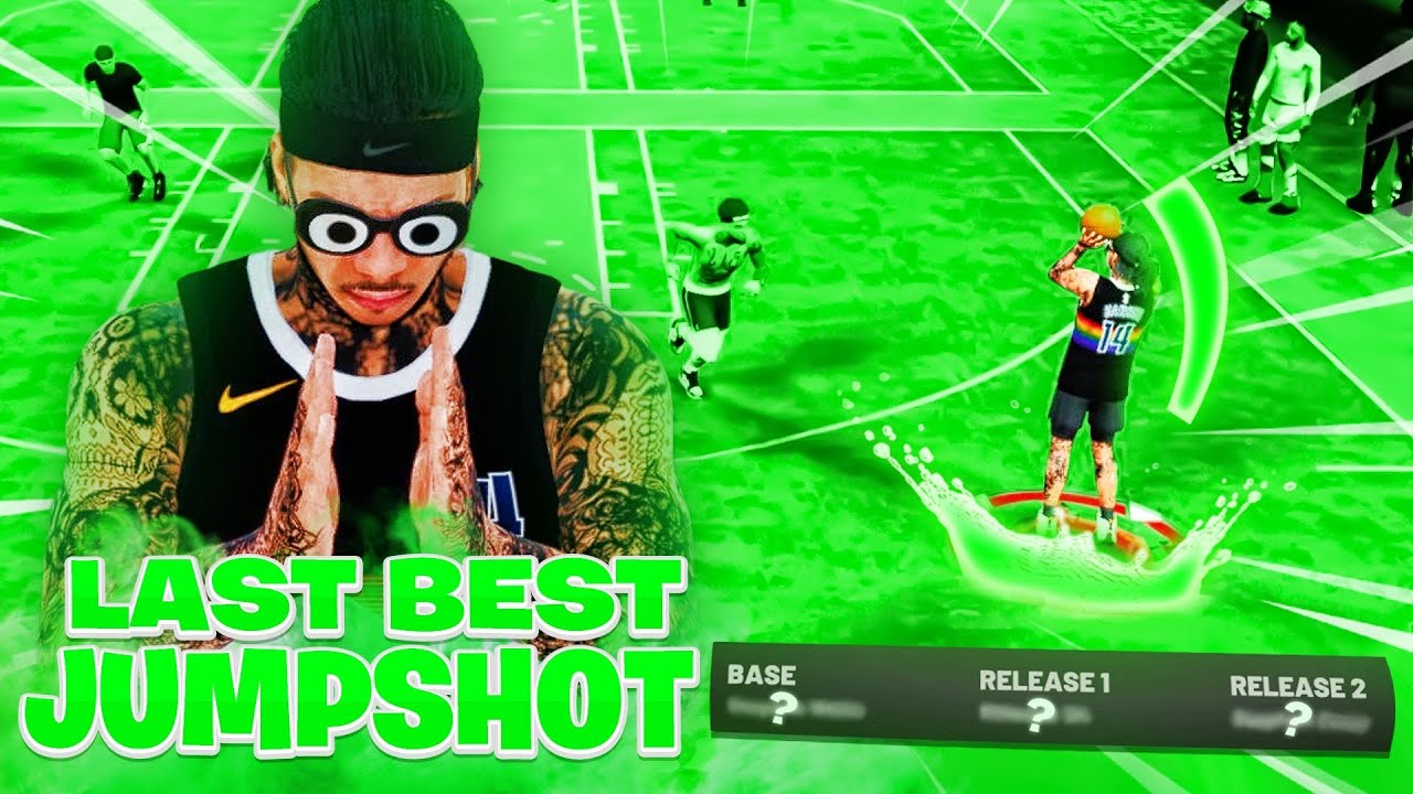THE LAST BEST GREENLIGHT JUMPSHOT ON NBA 2K20! NEVER MISS AGAIN *GAME BREAKING* 😱
