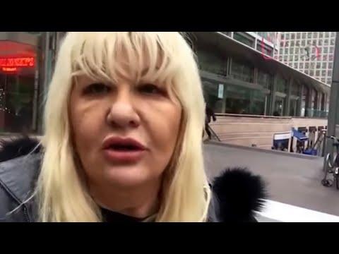 POSAO San Snova Interview London uzivo London Luna