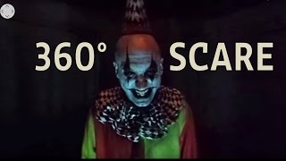 ScareHouse 360 Video Horror Scare