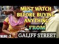You Must need to know before buying anything from Galiff Street Kolkata ||Bird Market || Bargaining