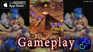 Airplane war (Deluxe Edition) By chen ying 飞机大战(豪华版) iOS Gameplay