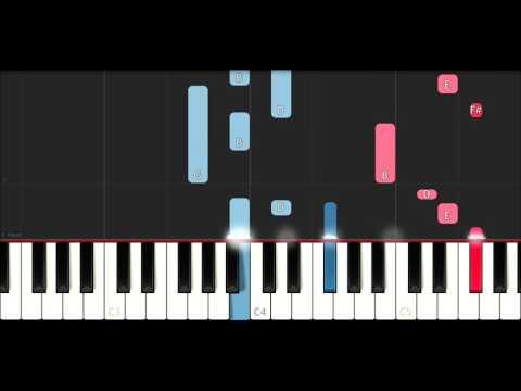 Jake Paul ft Logan Paul - I Love You Bro (Piano Tutorial Instrumental )
