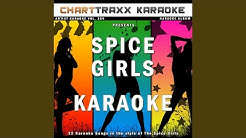 Something Kinda Funny (Karaoke Version In the Style of the Spice Girls)