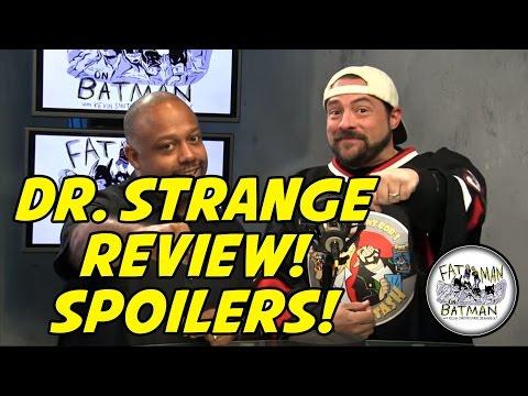 DR. STRANGE REVIEW! SPOILERS!