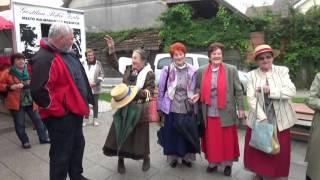 MARA VILAR S PEVKAMI KD DOMŽALE, TRŽNI PROSTOR, 3  10  2015 Video