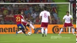 Melhores Momentos Espanha 0 X 1 Geórgia Amistosos 2016