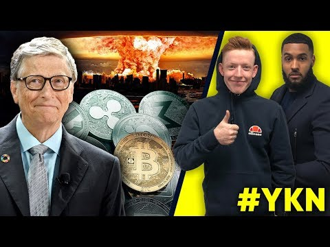 Bill Gates Predicts Cryptocurrency Will END Humanity! | You Know Nothing