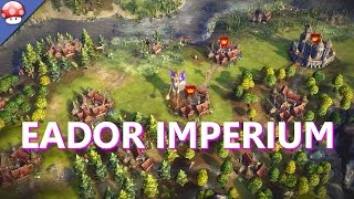 Eador Imperium Gameplay (PC HD)