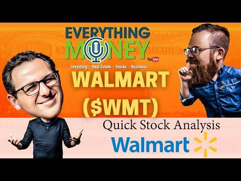 Walmart ($WMT) - Quick Stock Analysis