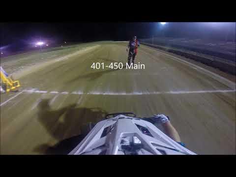 Mid America Speedway ATV Flat Track Racing 2017