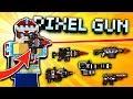USING ALL CHAMPION WEAPONS!! | Pixel Gun 3D (Gameplay)
