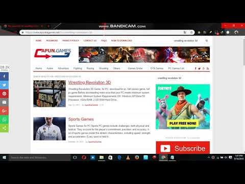 Download 3d Wrestling Games
